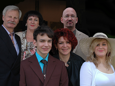 Familie Gerth